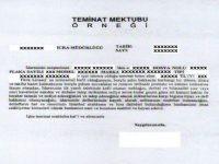 Teminat Mektupları İnternetten Sorgulanabiliyor!