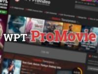 Responsive Film Teması WPT Promovie Satışta